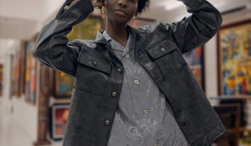 SNAKE LEATHER JACKET AND ITS IMPACT ON AFRICAN STREETWEAR